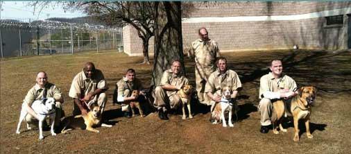 Rescued Program Group Photo