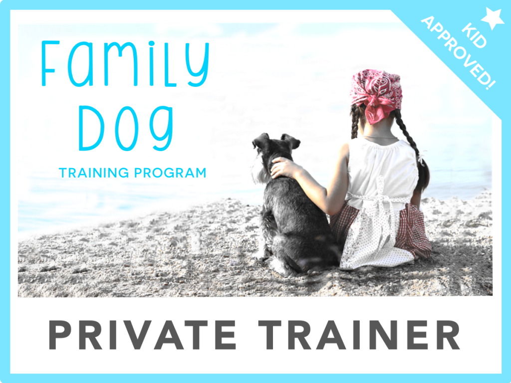 family dog training