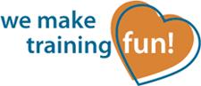 We Make Training Fun logo