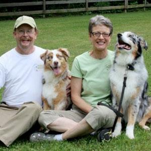 Brad and Lisa Waggoner